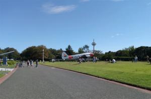 所沢の航空公園