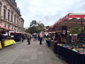 蚤の市Flohmarkt
