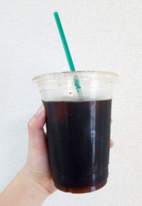 TOKOROZAWA star nest cafeアイスコーヒー